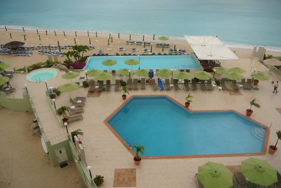 Sonesta Great Bay Beach Resort, Casino & Spa: Pools