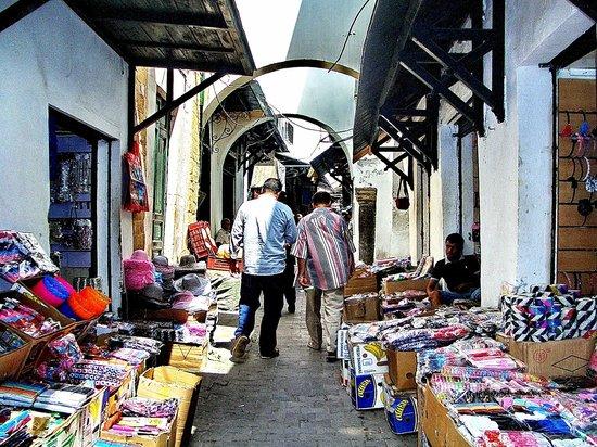 Medina von Tunis: Nei vicoli della Medina...