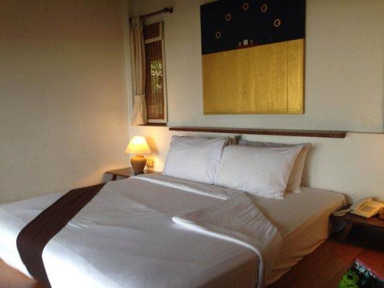 Mooban Talay Resort : Sleeping area