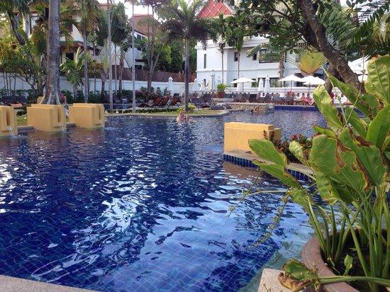 Novotel Samui Resort Chaweng Beach Kandaburi: Pool
