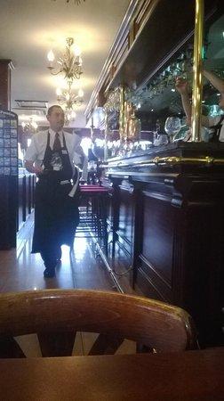 Hôtel et Restaurant Hamiot : vue int