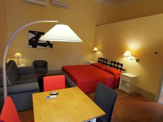 Piccolo Residence Apart-Hotel : Our studio apartment