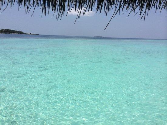 Kihaa Maldives: blue lagoon