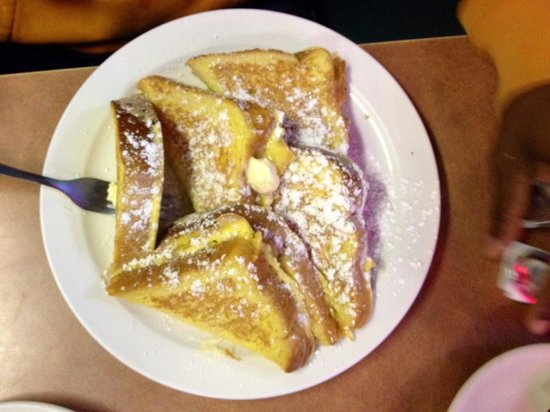 Marina Restaurant: Texas French Toast