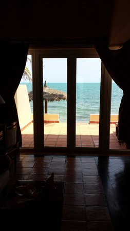 Victoria Phan Thiet Beach Resort & Spa: Loved the view from the beach front bungalow