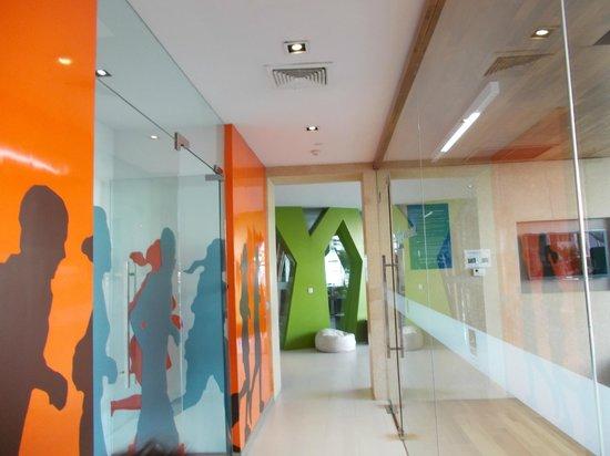 Novotel Bangkok Fenix Silom : la palestra