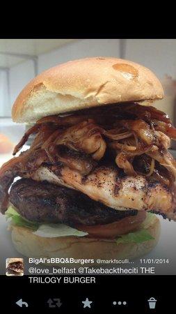 Big Al's Bbq & Burgers: THE TRILOGY