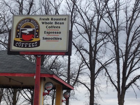 Ogilvie, MN: Ground House Coffee!! Great service