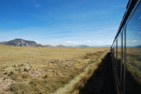 PeruRail Titicaca: Across the Alti Plano