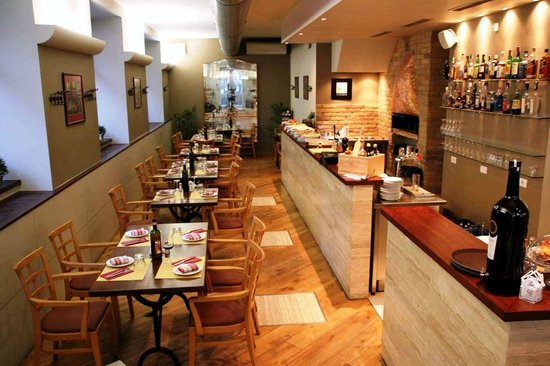 Pepenero Pizza & Pasta : Restaurant