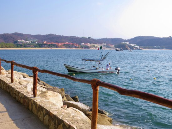 Las Brisas Huatulco: great views