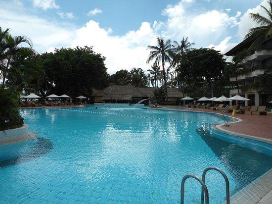 Prama Sanur Beach Bali: Sanur pool