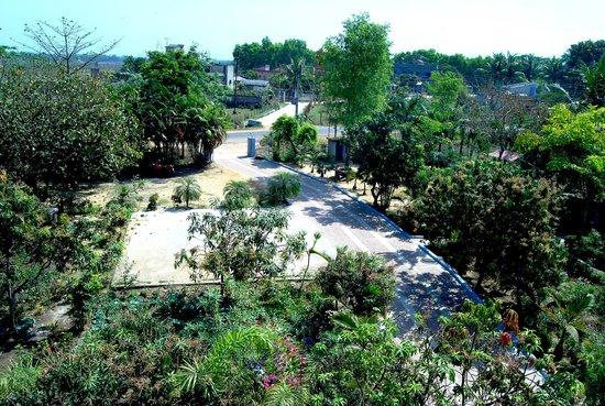 Rangamati Garden Resort: garden of rangamati