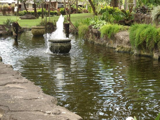 Prama Sanur Beach Bali: Gardens at The Sanur