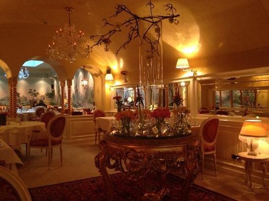 Alchymist Grand Hotel & Spa: Wonderful restaurant