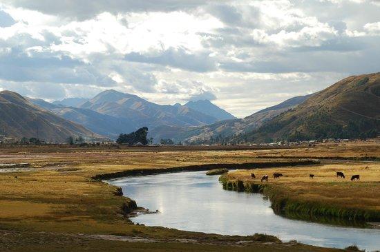 PeruRail Andean Explorer: On to Cusco