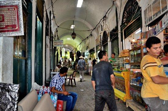 Medina von Tunis: Nel centro della Medina...