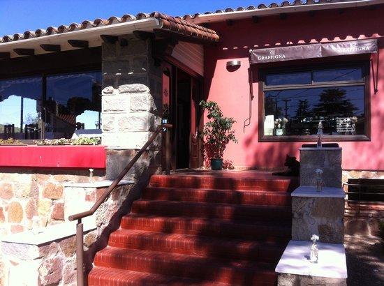 Ambrogio Restaurante : Entrada a Ambrogio