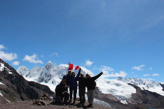 Andean Lodges: Apu Ausangate!
