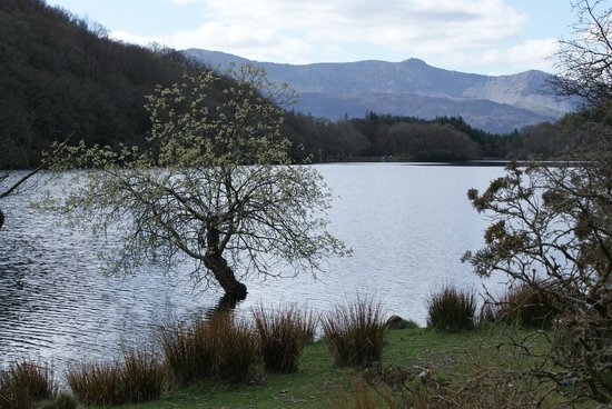 The Old Rectory on the Lake: Snowdonia National Park such a beautiful place to be.