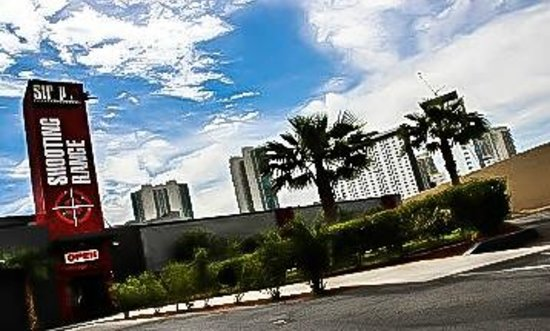 Strip Gun Club: The only place to shoot on the Las Vegas Strip