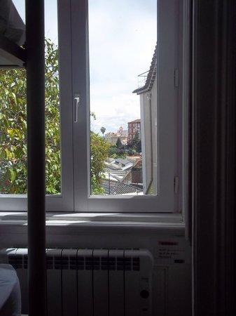 Safestay Lisbon: vista da 2 janela