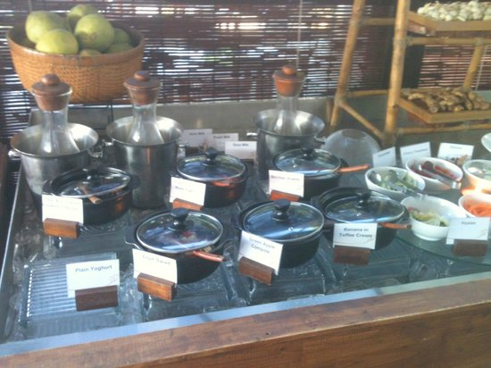 Chen Sea Resort & Spa Phu Quoc: Nice Breakfast