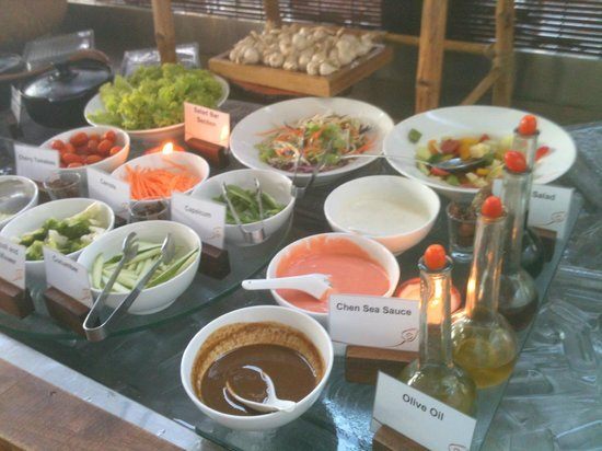 Chen Sea Resort & Spa Phu Quoc : Nice breakfast
