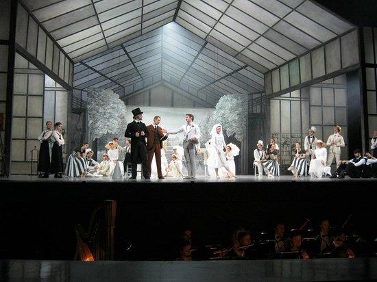 Finnish National Opera (Suomen Kansallisooppera): Коппелия