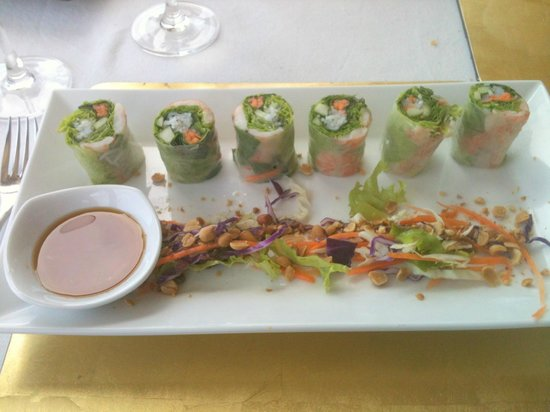 Chen Sea Resort & Spa Phu Quoc : Nice Food