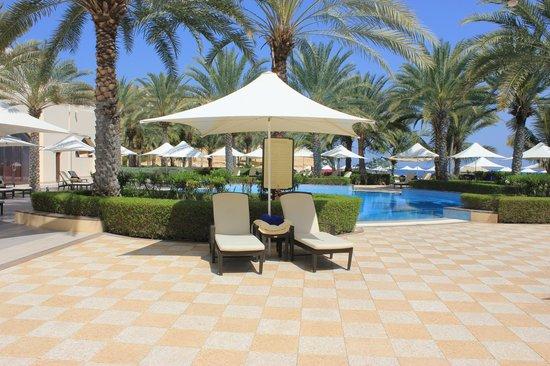 Shangri La Barr Al Jissah Resort & Spa-Al Bandar : Al Bandar pool.