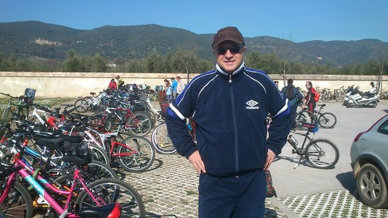 Cordoba en Bicicleta: Tour guiado a Medina Azahara