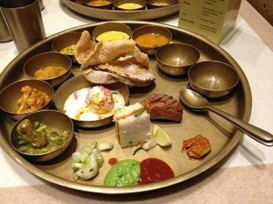 Maharaja Restaurant Surrey Menu