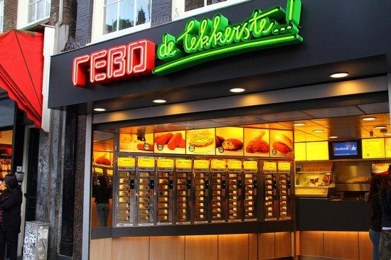 Febo - Dutch fast food - Picture of Amsterdam, North Holland Province - TripAdvisor