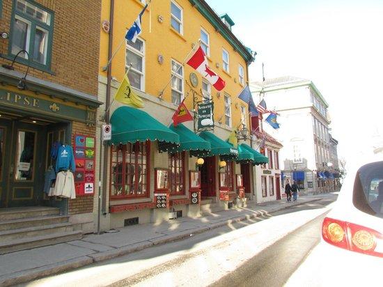 Restaurant Parmesan : Street view