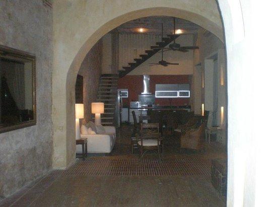 Casa Pombo : suite