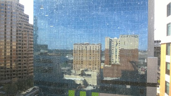 Hyatt Place Austin Downtown: View from 14th floor