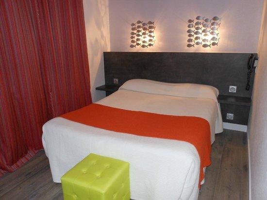 Hotel Bellevue: Chambre supérieure