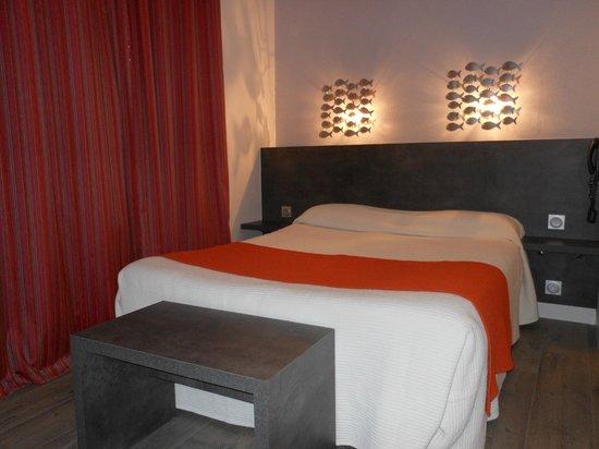 Hotel Bellevue: Chambre double supérieure