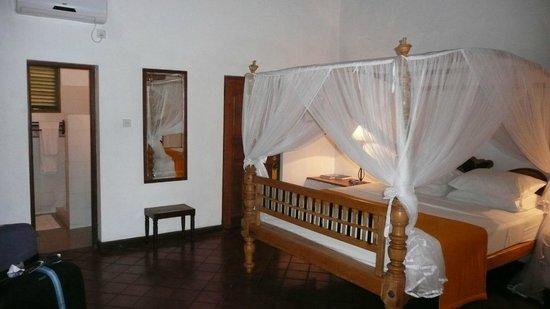 Dickwella Resort & Spa: chambre cote est