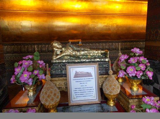 Wat Pho (Tempel des liegenden Buddha): all'interno del tempio