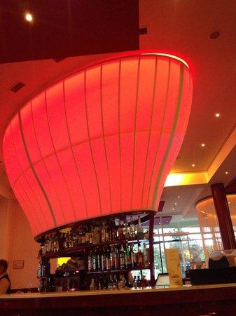 Airport Hotel Basel : 1 этаж - бистро