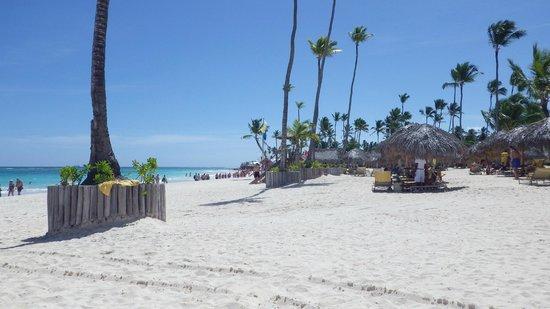 Iberostar Grand Hotel Bavaro: Beautiful beach