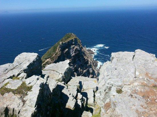 Cape Point: La punta D'Africa
