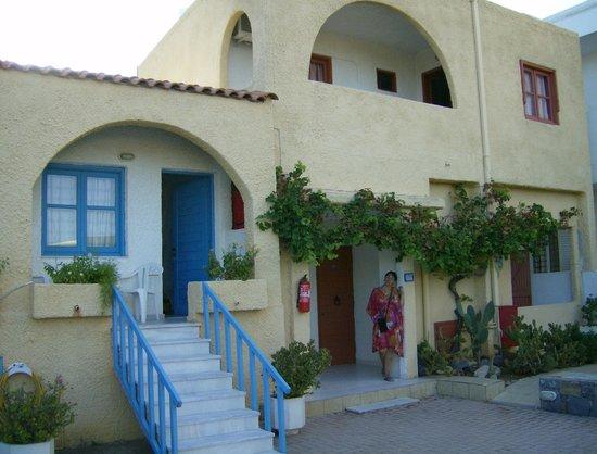 Phaedra Beach Hotel: Bungalows