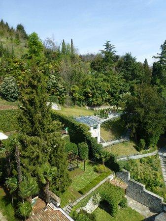 Grand Hotel Tremezzo: vue sur la Villa Carlotta