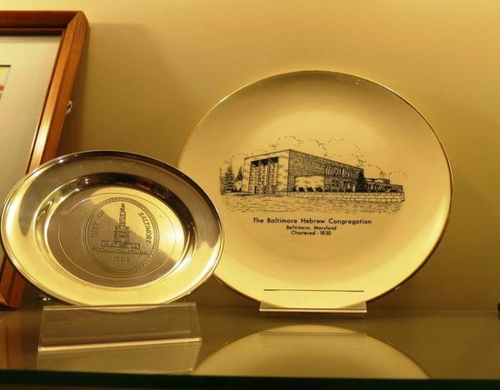 Jewish Museum of Odessa : A donation from Baltimore, one of Odessa's sister cities