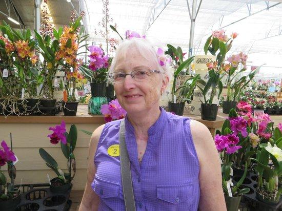 Akatsuka Orchid Gardens: Having FUN
