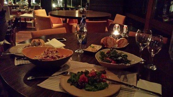 Xenia Palace: νόστιμο δείπνο
