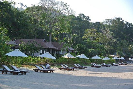 Pimalai Resort and Spa: Plage